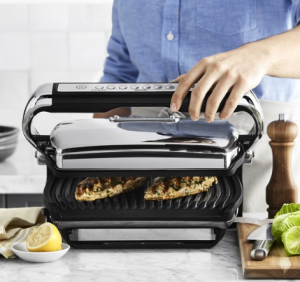 All-Clad Electric Grill w/ AutoSense