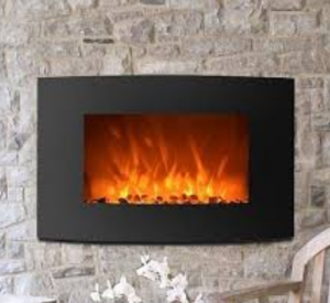 """BestMassage 35"""" Electric Fireplace"""
