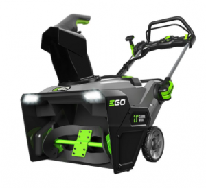 EGO 21 in. 56-Volt Lithium-ion Single-Stage Cordless Electric Snow Blower