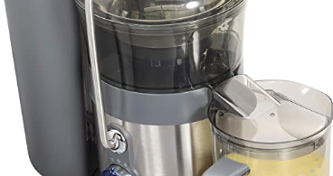 Easy Clean Big Mouth 2-Speed Juice Extractor