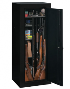 Stack-On 18-Gun Cabinet