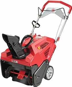 Troy-Bilt Squall 21 in. Single-Stage Gas Snow Blower