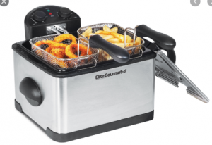 4-Quart Deep Fryer