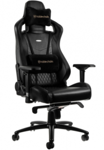 EPIC SERIES REAL LEATHER CHAIR FROM NOBLECHAIRS
