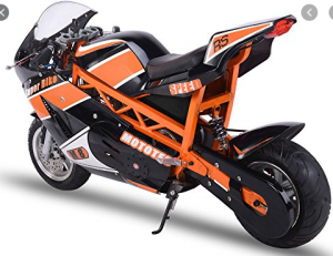 MotoTec 1000w Super Pocket Bike