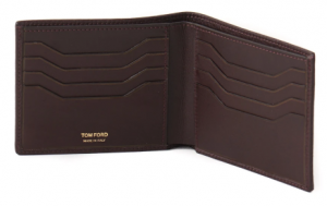 Tom Ford Leather Bifold