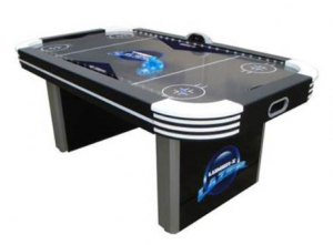 Triumph Lumen-X Lazer 6' Interactive Air Hockey Table