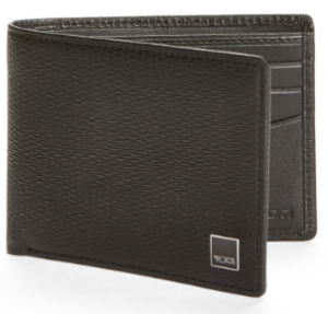 Tumi Monaco Double Billfold Leather