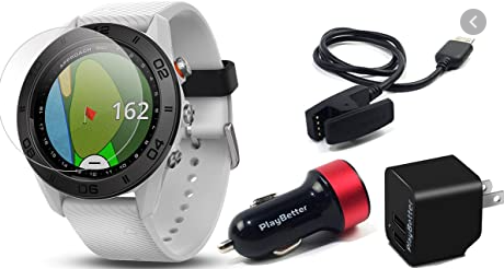 Garmin Approach S60 Golf GPS Bundle