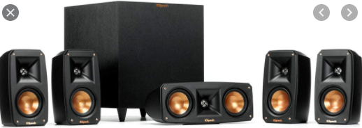 Klipsch 5.1 Reference Theater Bundle with Pioneer VSX-LX303 AV Receiver