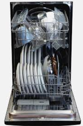SPT SD 9241SS Transportable Dishwasher, 18-inch
