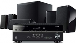 Yamaha YHT-4950U Home-theater Technique