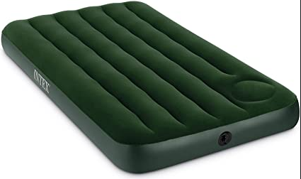 Intex Traditional Downy Airbed Established with two pliers and Dual Quick Employed Pump