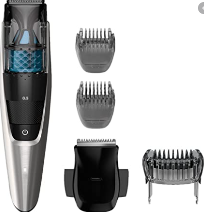 Philips Norelco Beard Trimmer Sequence 7200 Vacuum Trimmer